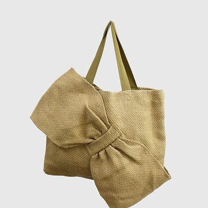 Lima Bag - Brown Hemp