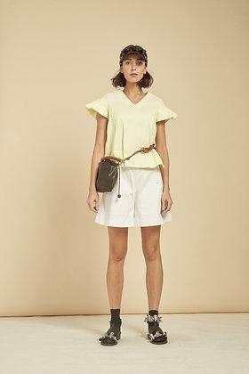 Rosal Top -Yellow