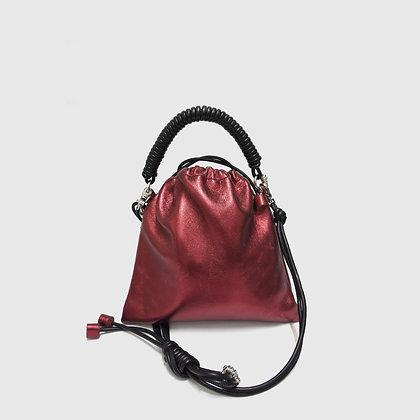 Pea Bag - Metal Red