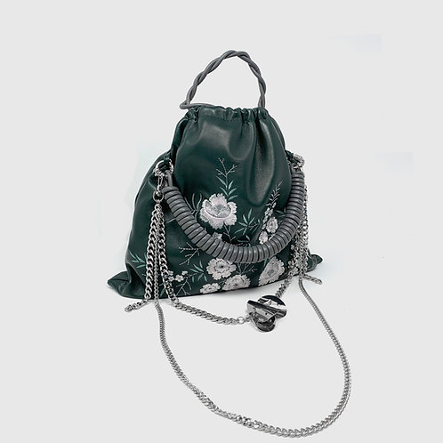 Avgs Pea Bag - Emerald