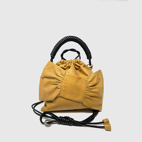 Lima  Pea Bag -Camel