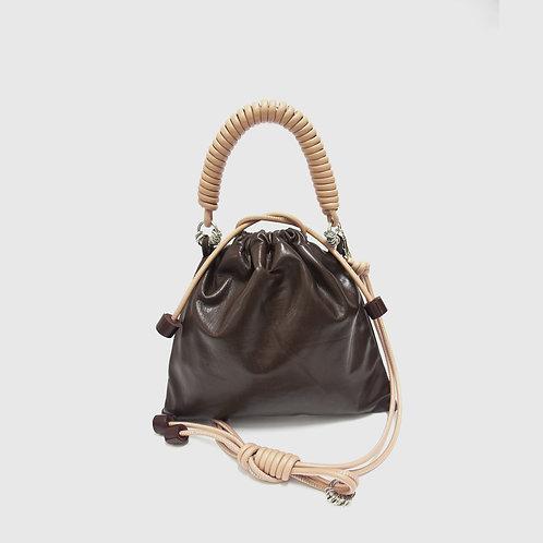Pea Bag  -Dark Brown