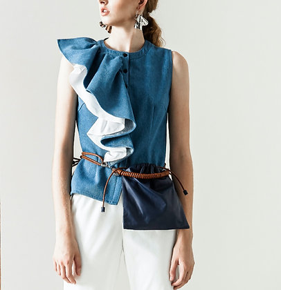 (Medium) Pea Bag - single colour
