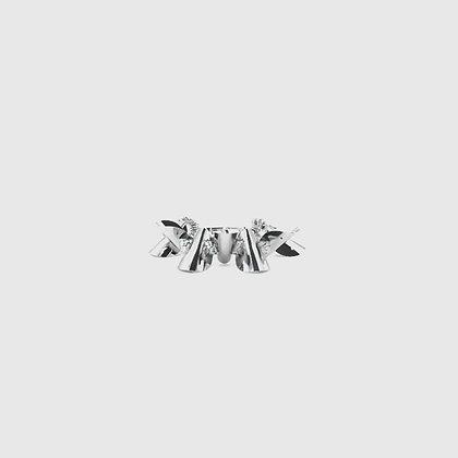 Melati Anklet - White
