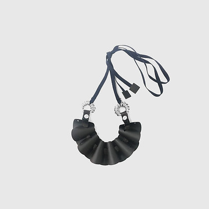 Oroya Necklace - Black