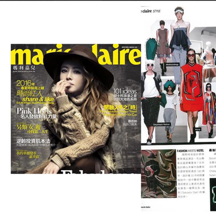 Marin Caire Magazine