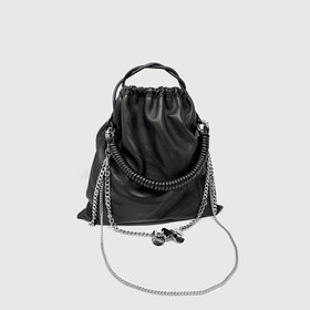 Avgs Pea Bag - Black