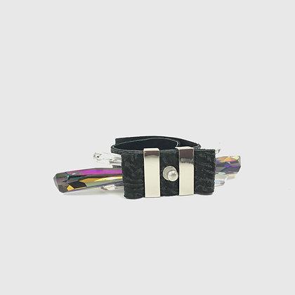 Smalli Bracelet - Emboss Black