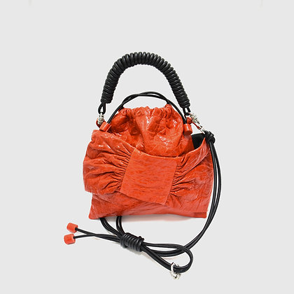 Lima Pea Bag - Red