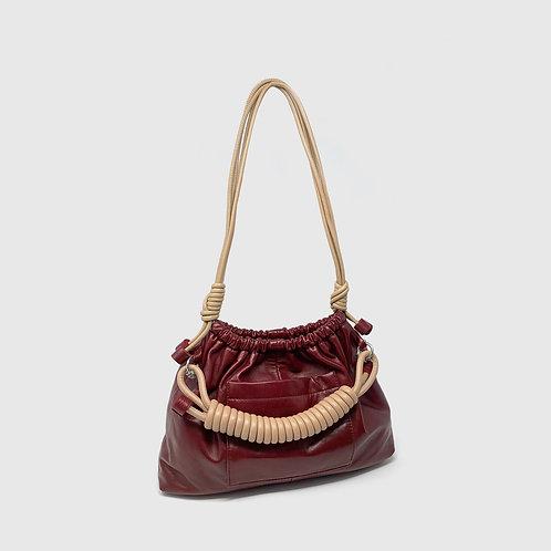 Tansy Bag - Burgundy