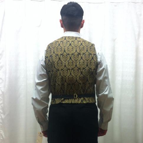 Pants and Vest