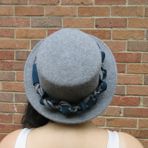 Pulled Felt Hat