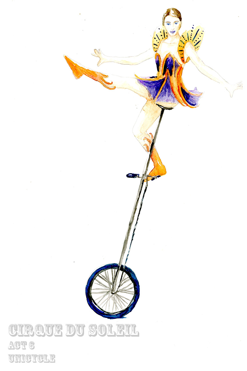A6 UNICYCLE