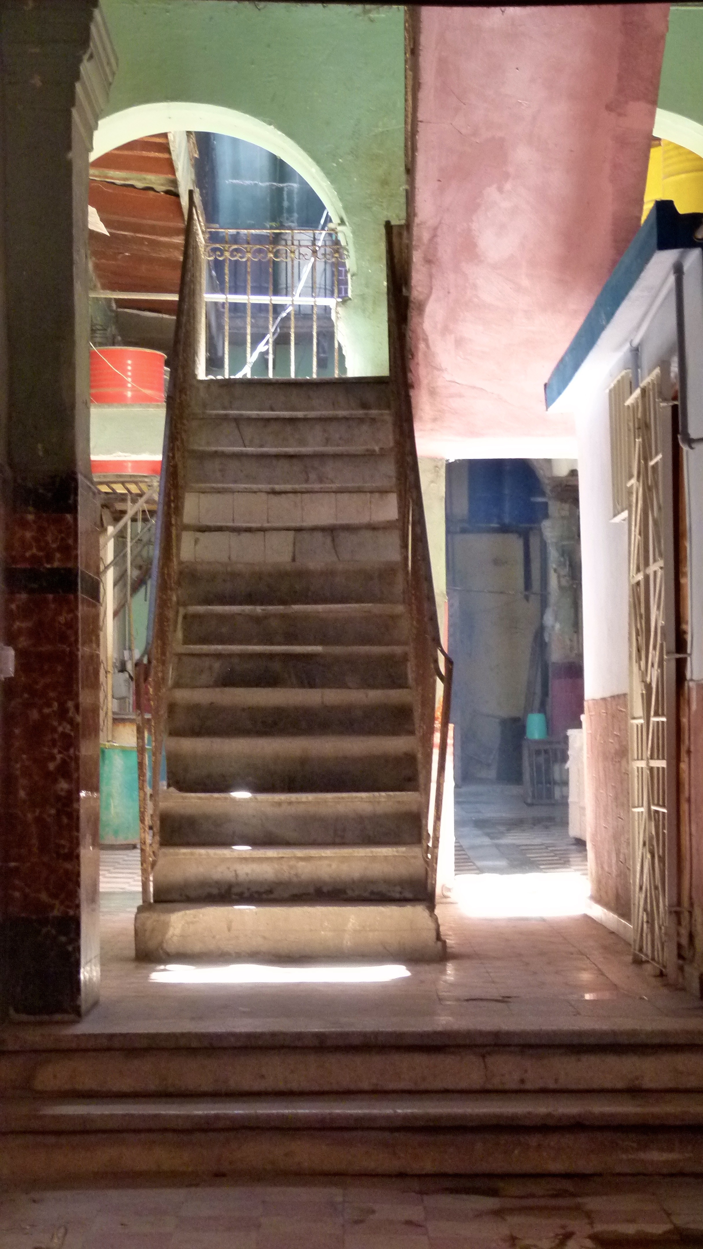 Havana Stairway