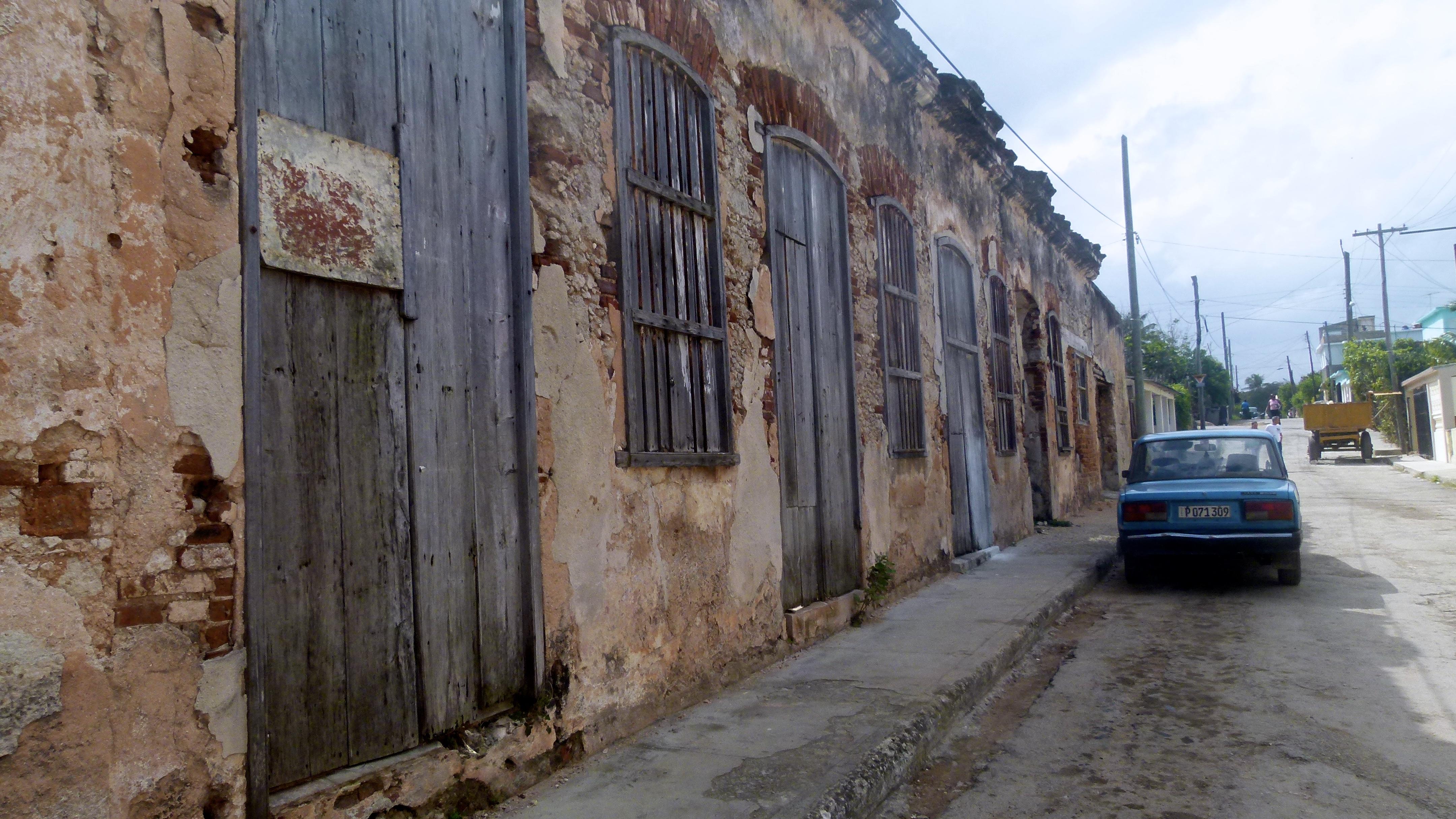 Cuban texture