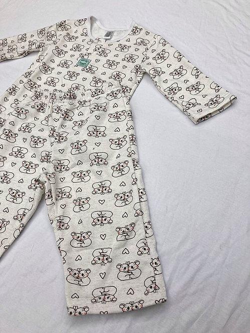 Pijama Flanela Coala s2