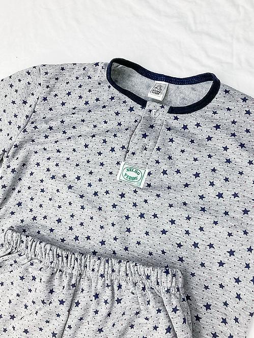 Pijama Flanela Estrelinha