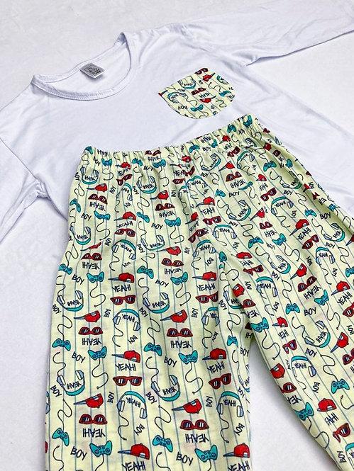 Pijama Malha Game Control
