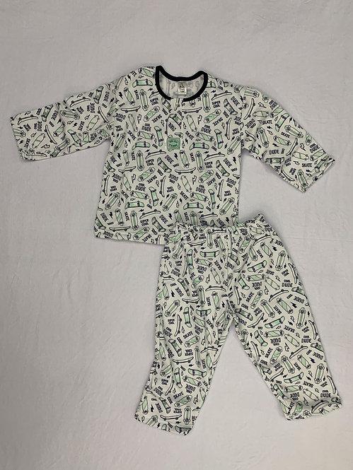 Pijama Flanela Skate