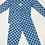 Thumbnail: Pijama Flanela Xadrez Azul
