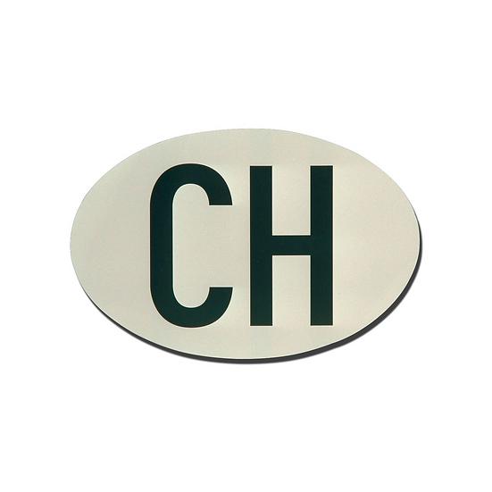 Hoheitszeichen CH, Magnet für PKW, 17,5 x 11,5 cm