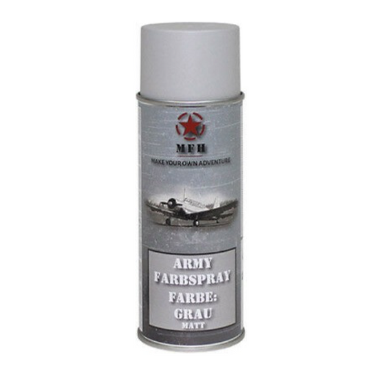 MFH Farbspray Grau 400 ml