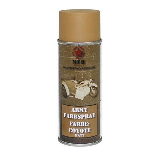 MFH Farbspray Coyote 400 ml