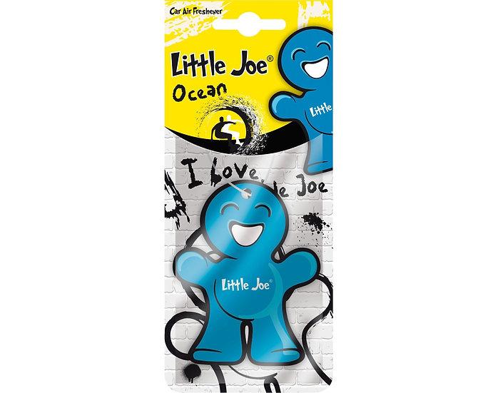 Little Joe Paper Card Ocean, blau