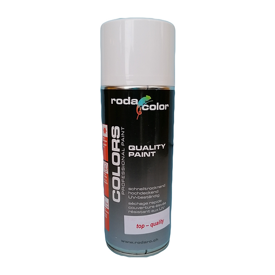 RodaColor Weiss Glanz 400 ml