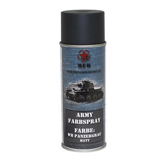 MFH Farbspray WH Panzergrau 400 ml