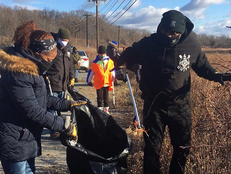 Hudson Valley Groups Advocate for Environmental Justice While Cleaning Up Their Streets