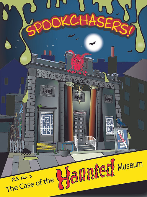 Spookchasers - The Haunted Museum