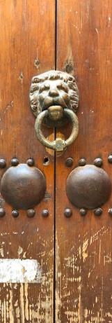 Old City Door
