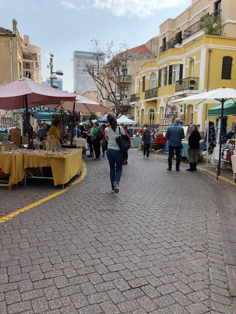 Craft Market Tel Aviv