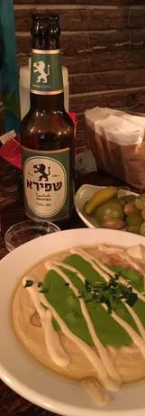 Houmous Israeli Style