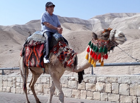 On the Way to the Dead Sea