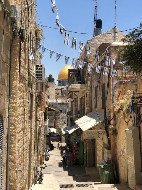 Old City Walkway