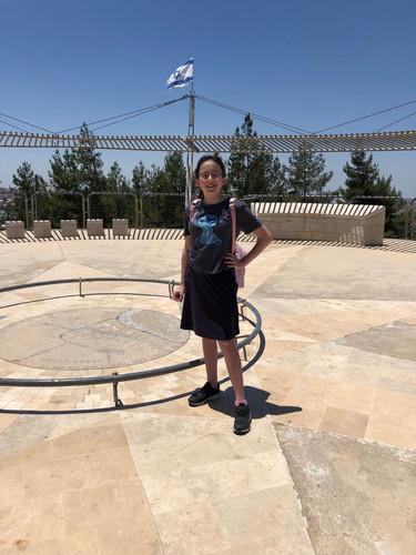 Beit El Lookout