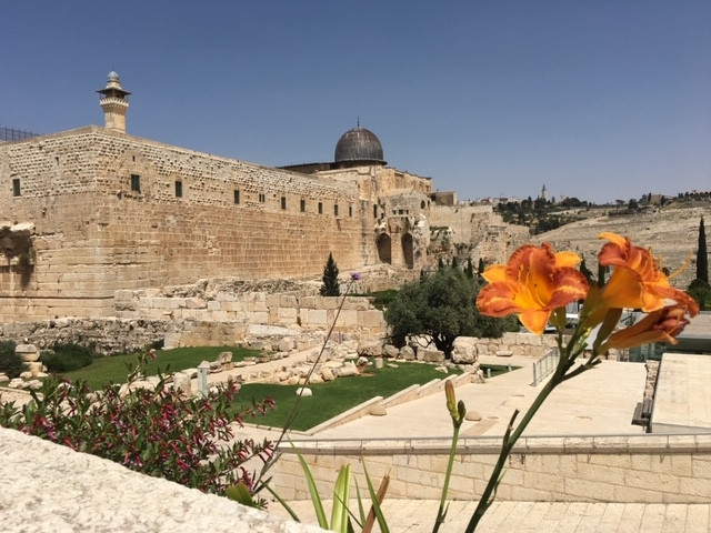 Southern Excavations Temple Mount