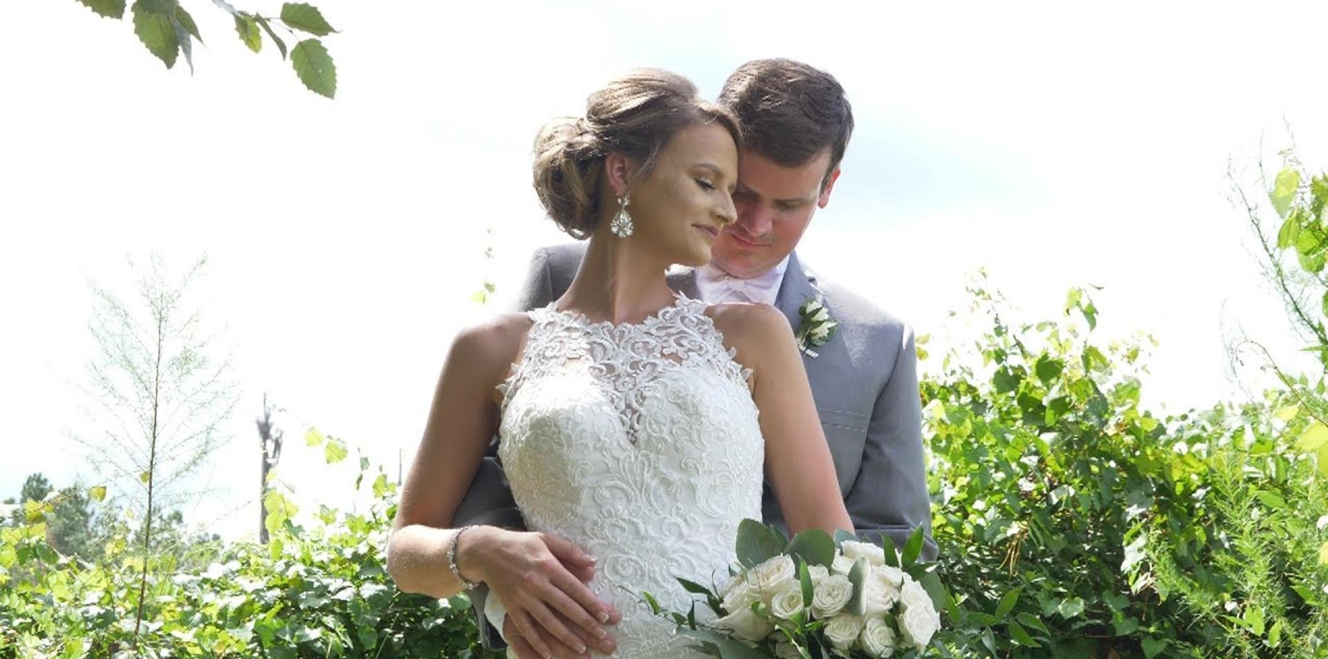 The Driver Wedding | Quail Branch Lodge Valdosta, GA