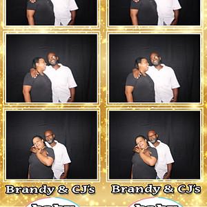 Brandy & CJ's Baby Celebration