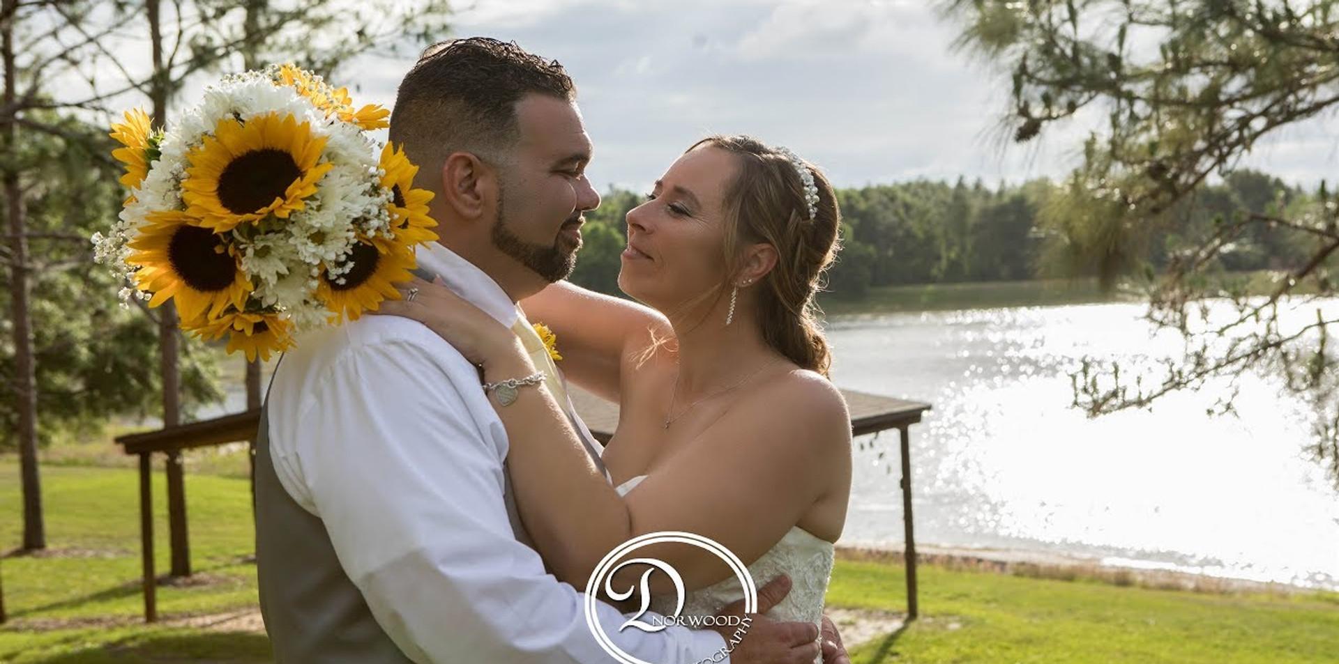 The Gudelanis Wedding Trailer | Isola Farms Groveland, FL