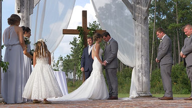 Driver Wedding photo taken at Quail Branch Lodge by D. Norwood Photography in Lake Park, GA