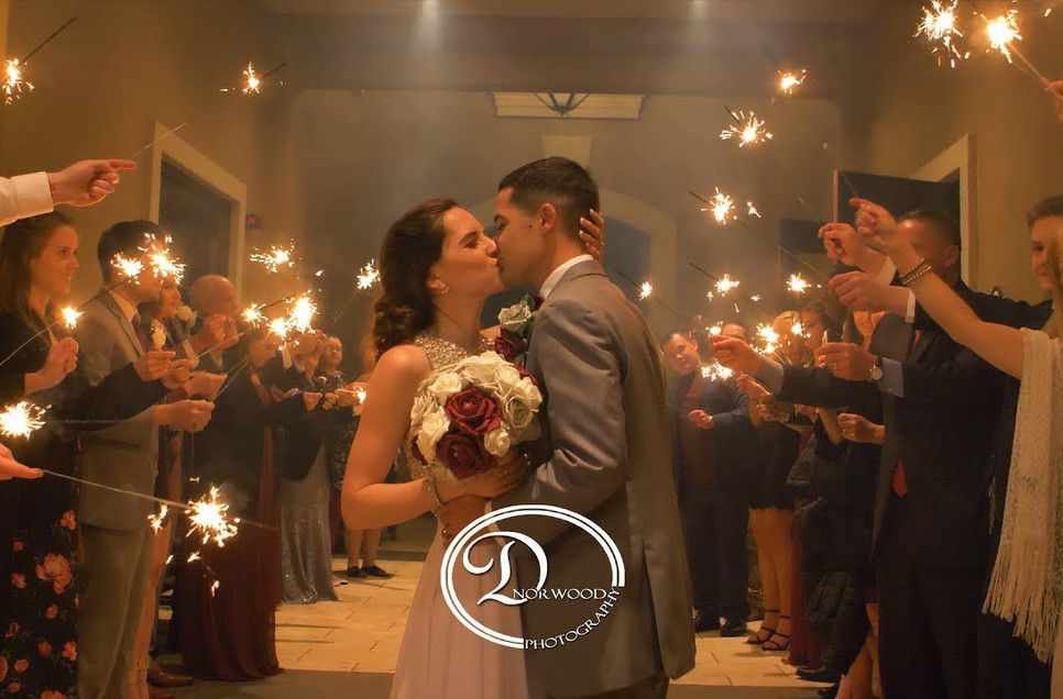 The Curran Wedding | Falcon's Fire Country Club