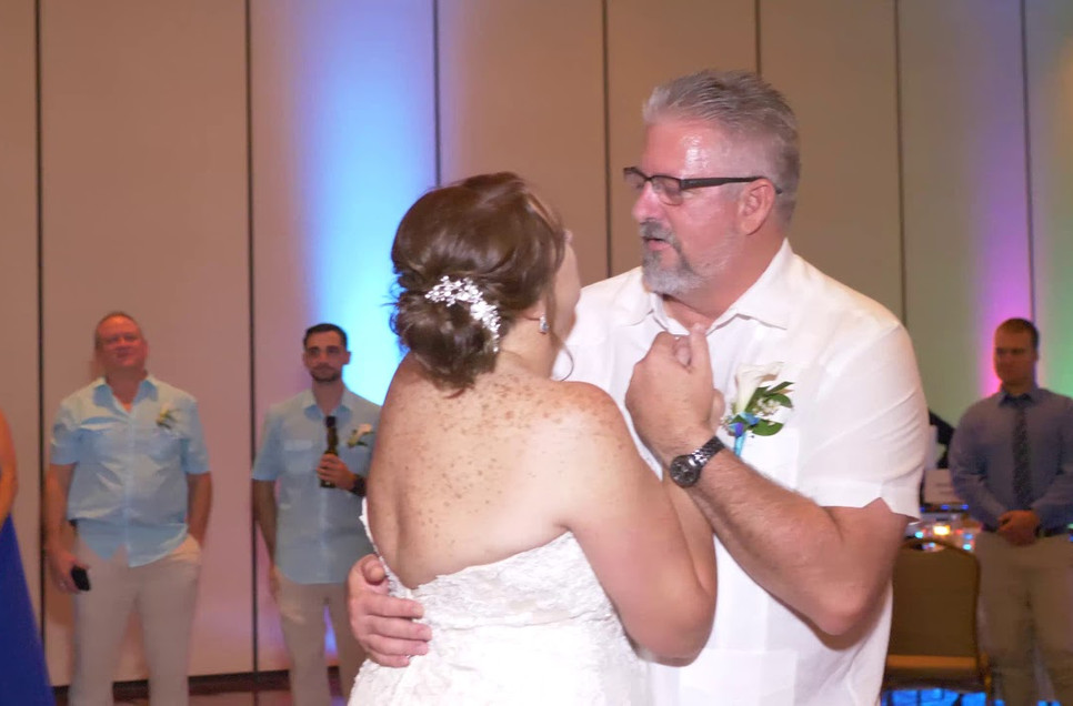 The Coldiron Wedding Trailer | The Lake Receptions Mount Dora, FL