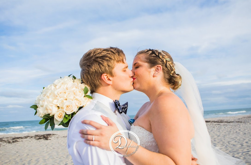 The Keister Wedding | Kennedy Space Center | D. Norwood Photography