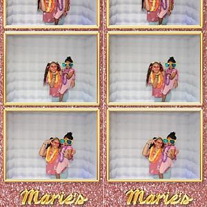 Marie's 17th Birthday