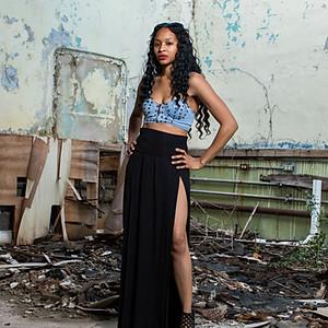 Lameisha's Model Shoot