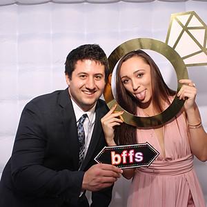 Stefani & Matthew Photo Booth