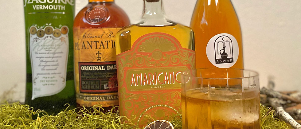 Monthly Cocktail Subscription